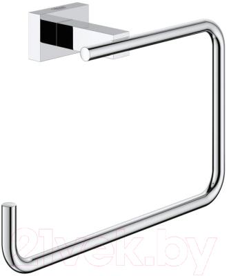 Держатель для туалетной бумаги GROHE Essentials Cube 40510001