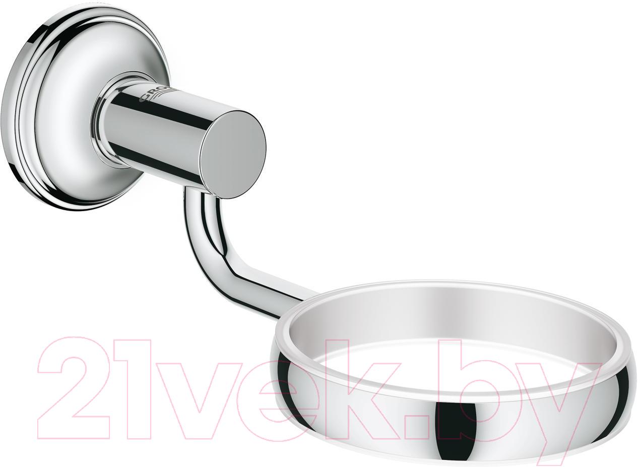 Купить Держатель для стакана GROHE, Essentials Authentic 40652001, Германия, металл, Essentials Authentic (Grohe)