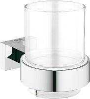 Стакан для зубных щеток GROHE Essentials Cube 40755001 -