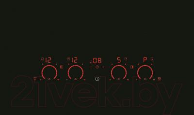 Индукционная варочная панель Electrolux EHD96740FK