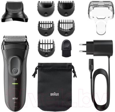 Электробритва Braun Series 3 Shave & Style 3000BT (81547156)