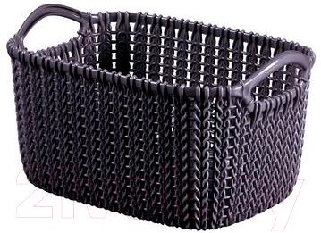 Корзина Curver Knit XS 03675-X66-00 / 230120 (фиолетовый)
