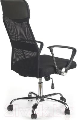 Кресло офисное Halmar Vire (черный)