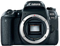 Зеркальный фотоаппарат Canon EOS 77D Body (1892C020AA) -