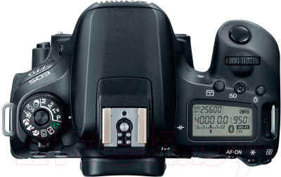 Зеркальный фотоаппарат Canon EOS 77D Kit 18-55mm IS STM / 1892C022AA