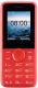Мобильный телефон Philips E106 (красный) -