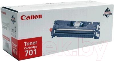 Тонер-картридж Canon 701C (9286A003)