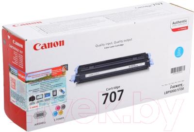 Тонер-картридж Canon 707C (9423A004)