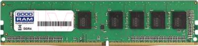 Оперативная память DDR4 Goodram GR2400D464L17S/4G
