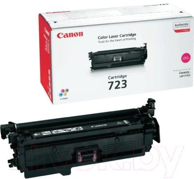 Тонер-картридж Canon 723M (2642B002AA)