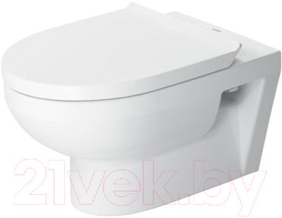 Унитаз подвесной Duravit Set Durastyle 45620900A1