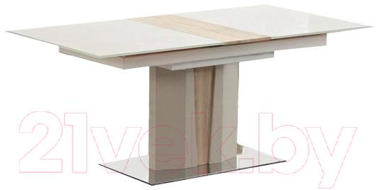 Купить Обеденный стол Halmar, Cameron (шампань/дуб сонома), Китай