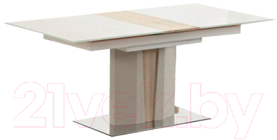 Обеденный стол Halmar Cameron (шампань/дуб сонома)