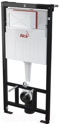 Инсталляция для унитаза Alcaplast Sadroмodul AM101/1120E