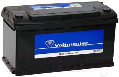 Автомобильный аккумулятор VoltMaster 12V L+ / 59013 (90 А/ч)