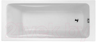 Ванна акриловая Jacob Delafon Odeon Up 180x80 / E6048RU-00