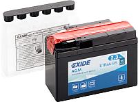 Мотоаккумулятор Exide ETR4A-BS (2.3 А/ч) -