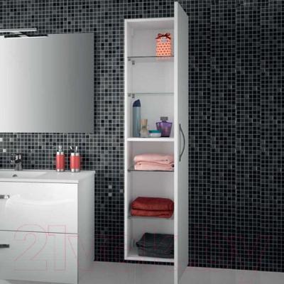 Шкаф-пенал для ванной Jacob Delafon Ola EB396-NR