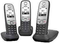 Беспроводной телефон Gigaset A415 Trio -