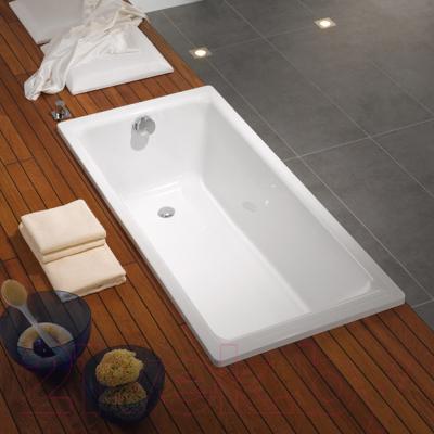 Ванна стальная Kaldewei Puro 696 190x90 (easy-clean)