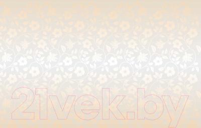 Обеденный стол Васанти Плюс ПРФ 120/163x80/1Р/Обеж (белый/Жасмин Беж)