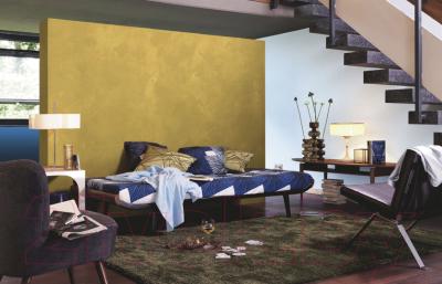 Краска декоративная Alpina Effekt Metall Gold (1л)