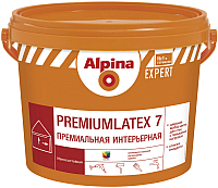 Краска Alpina Expert Premiumlatex 7. База 3 (9.4л) -