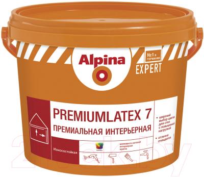 Краска Alpina Expert Premiumlatex 7. База 3 (9.4л)