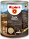 Масло для древесины Alpina Oel Fuer Terrassen (750мл, прозрачный) -