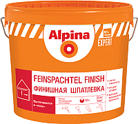 Шпатлевка Alpina Expert Feinspachtel Finish (4.5кг) -