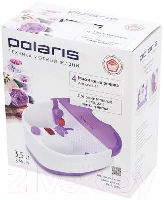Ванночка для ног Polaris PMB 1006