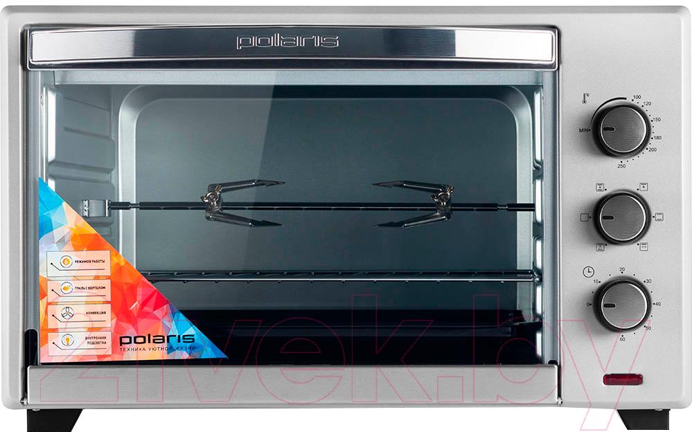 Купить Ростер Polaris, PTO 0542GLC, Китай, нержавеющая сталь