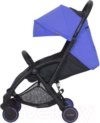 Детская прогулочная коляска EasyGo Minima (sapphire)