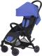 Детская прогулочная коляска EasyGo Minima (sapphire) -