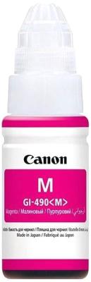 Контейнер с чернилами Canon GI-490M (0665C001AA)