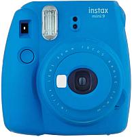 Фотоаппарат с мгновенной печатью Fujifilm Instax Mini 9 (синий) -