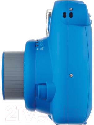 Фотоаппарат с мгновенной печатью Fujifilm Instax Mini 9 (синий)