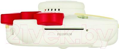 Фотоаппарат с мгновенной печатью Fujifilm Instax Mini Hello Kitty (красный)