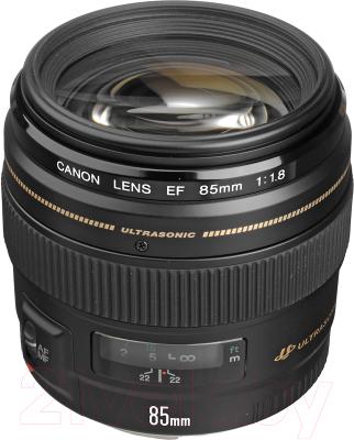 Портретный объектив Canon EF 85mm f/1.8 USM