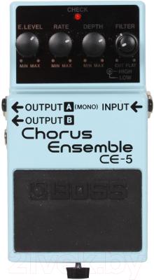 Педаль электрогитарная Boss CE-5
