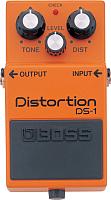 Педаль электрогитарная Boss DS-1 -