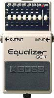 Педаль электрогитарная Boss GE-7 -