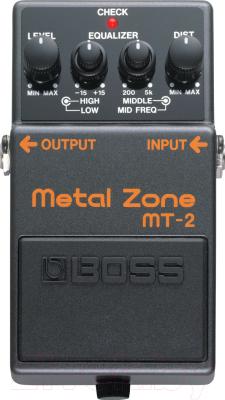 Педаль электрогитарная Boss MT-2