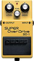 Педаль электрогитарная Boss SD-1 -