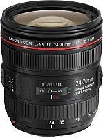 Универсальный объектив Canon EF 24-70mm f/4L IS USM (6313B005AA) -