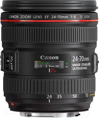 Универсальный объектив Canon EF 24-70mm f/4L IS USM (6313B005AA)