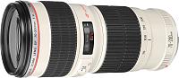 Длиннофокусный объектив Canon EF 70-200mm f/4L USM -