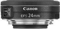 Стандартный объектив Canon EF-S 24mm f/2.8 STM (9522B005AA) -