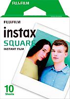 Фотопленка Fujifilm Instax Colorfilm Instax Square (10шт) -
