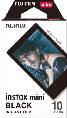 Фотопленка Fujifilm Instax Mini Black (10шт)
